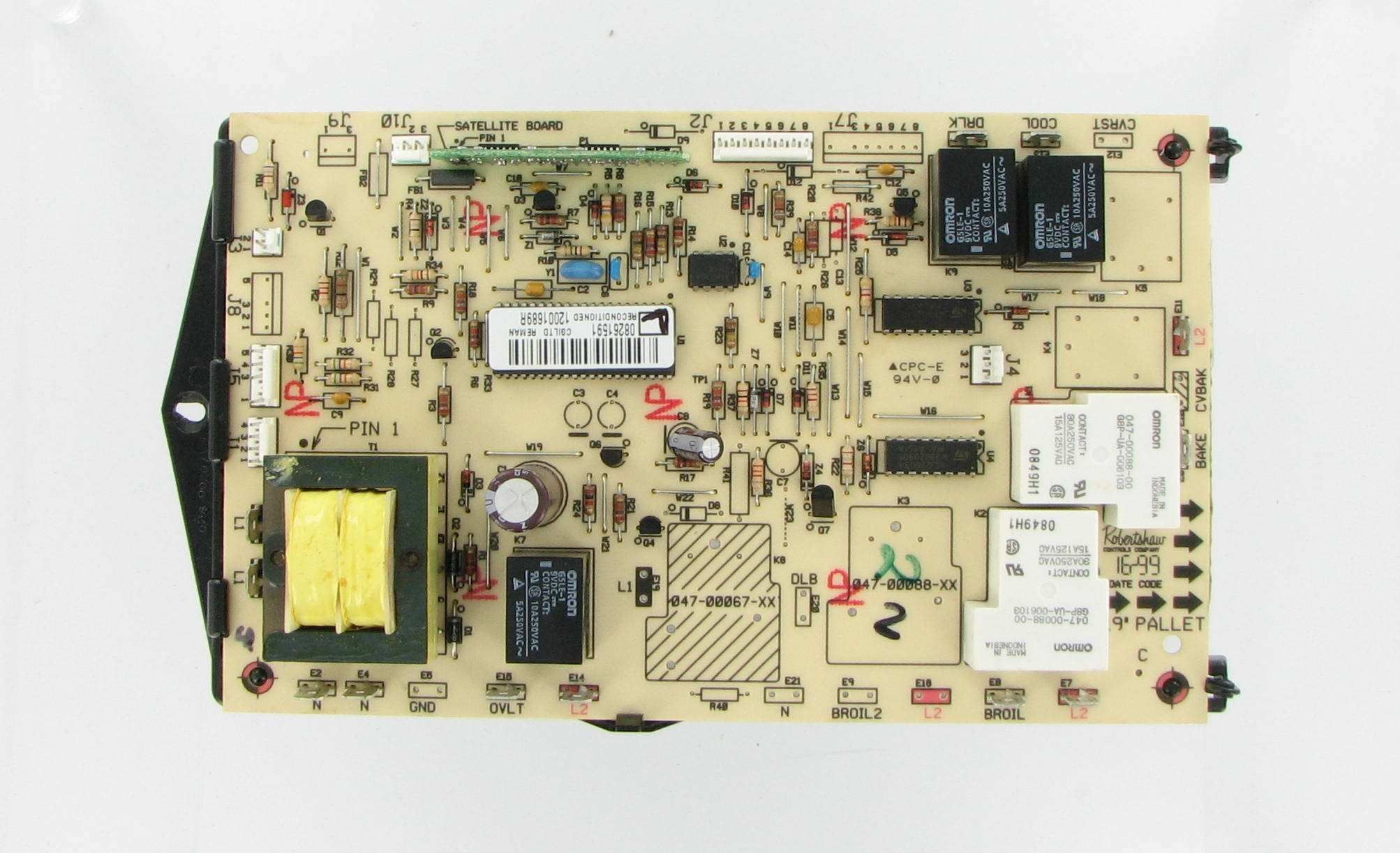 Maytag 12001689 Range Electronic Control Board. This