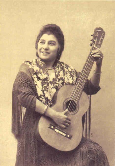 Juana Vargas, La Macarrona