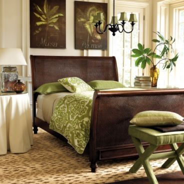 Decorating With The Brown Lime Green Color Combination British Colonial Decor Bedroom Green Colonial Decor