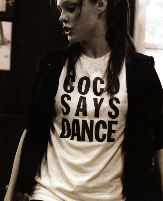 coco says dance