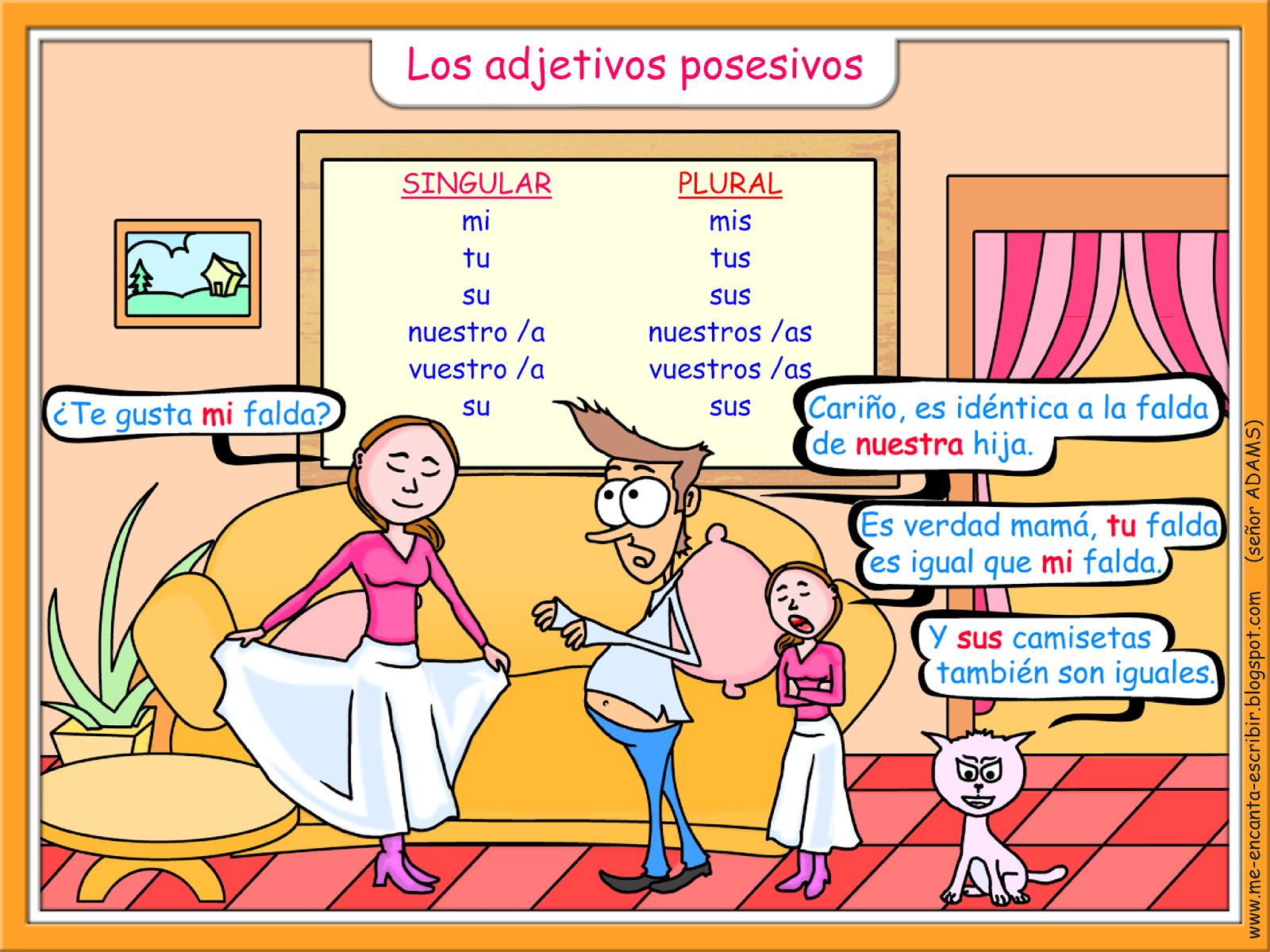 Epingle Par Hispapons Sur Gramatica