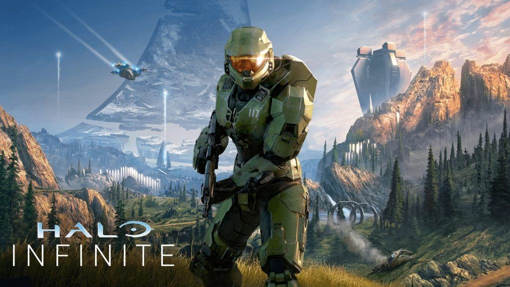 Halo Infinite Box Art And Official Wallpapers Get Revealed Ahead Of Tomorrow S Xbox Games Showcase In 2020 Halo Halo Game New Halo
