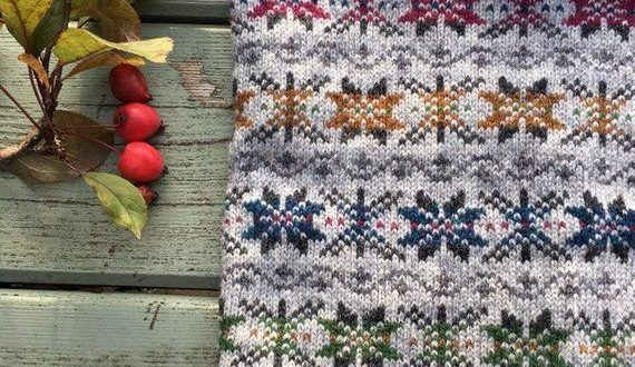 To #quote #Wikipedia #Fair #Isle #is #a #traditional #knitting #technique #used #to #create #patterns #with #multiple #colours. #It #is #named #after #Fair #Isle, #a #tiny #island #in #the #north #of #Scotland, #that #forms #part #of #the #Shetland #islands. #Fair #Isle #knitting #gained #a #considerable #popularity #when #the #shetlandislands