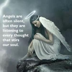 Angels Listen by PearForTheTeacher