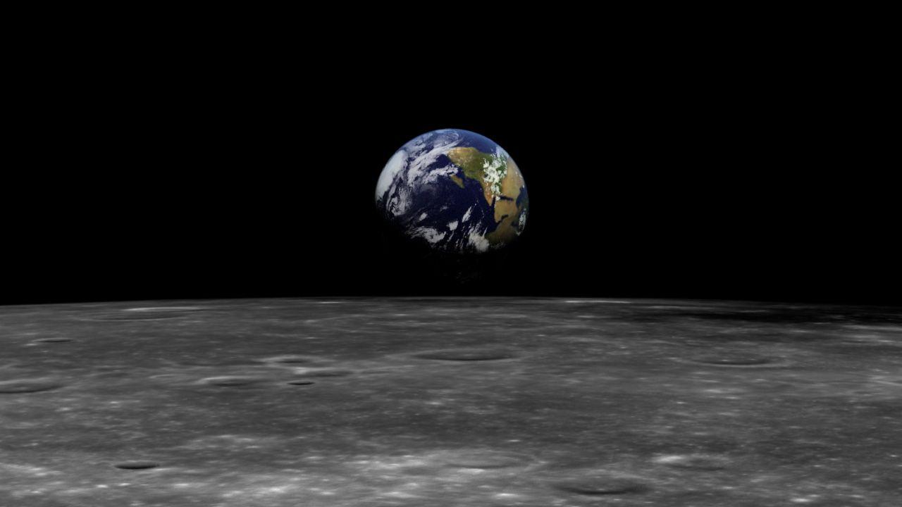 From Where I Am Apollo Missions Apollo Earth
