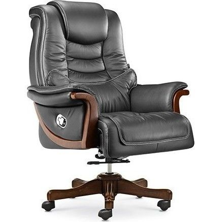 Emperor Faux Leather Executive Office Chair Black Black Office Chair Big Office Chairs Office Chair Office chairs for big and tall