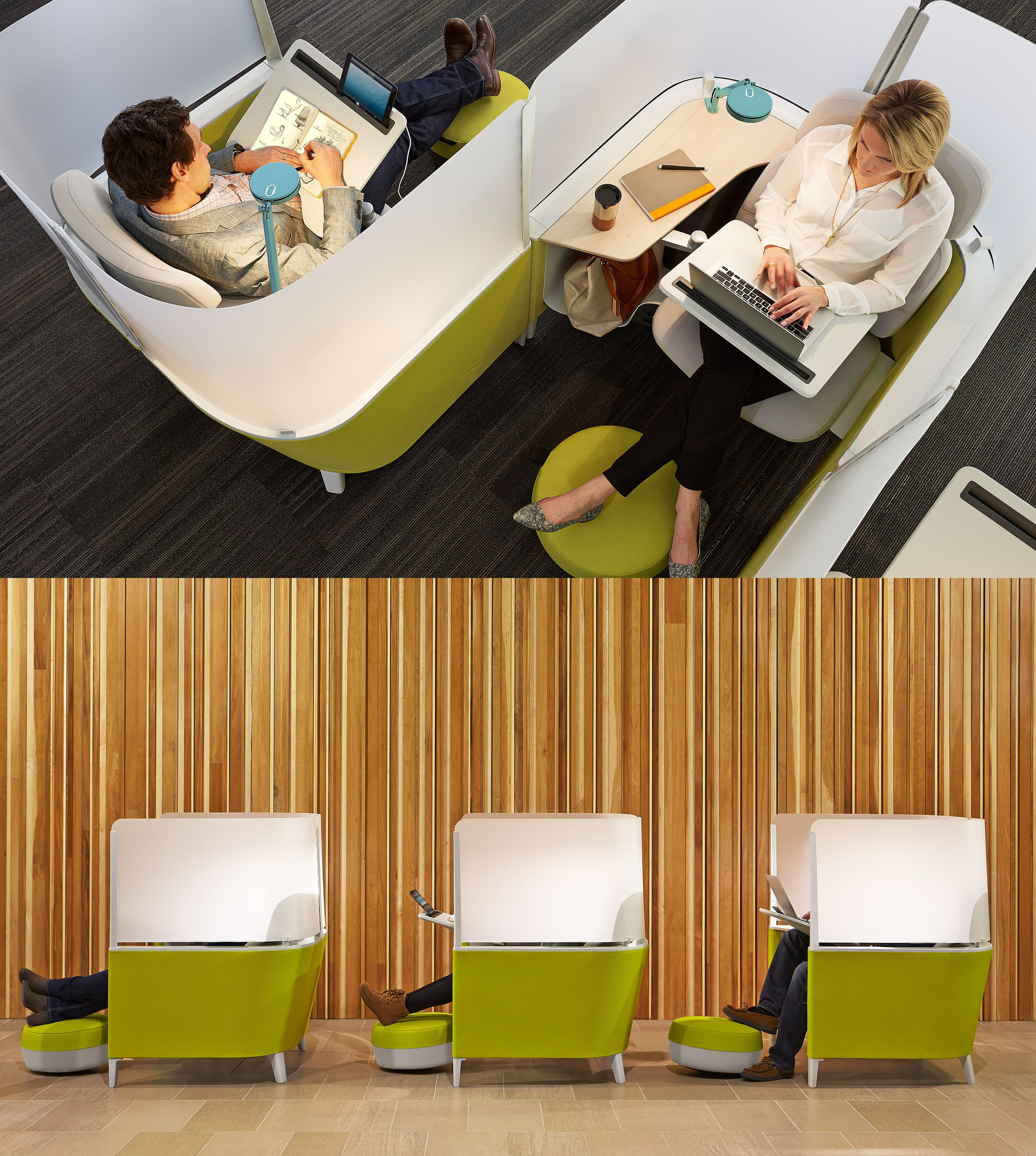Brody by Steelcase. Providing high performance comfort and