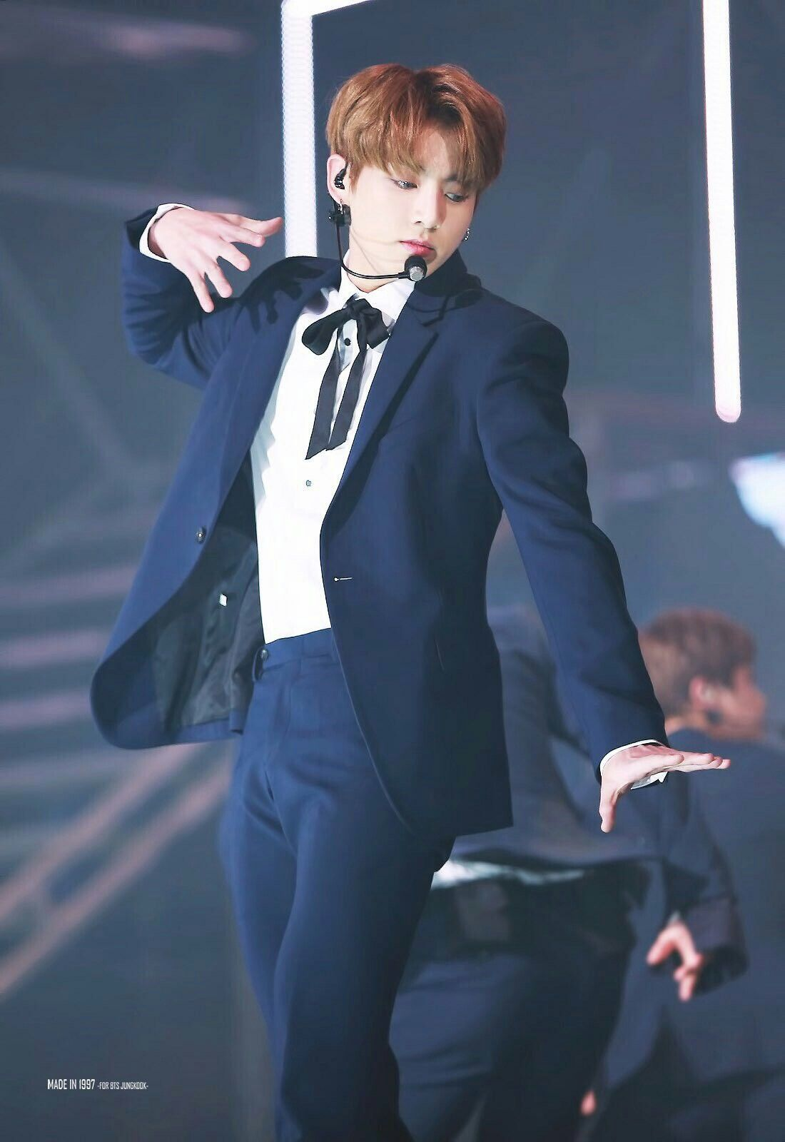 Blood Sweat And Tears Dance Jungkook Bts Jungkook Seoul