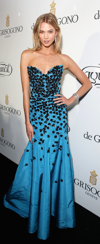 Karlie Kloss - Oscar de la Renta