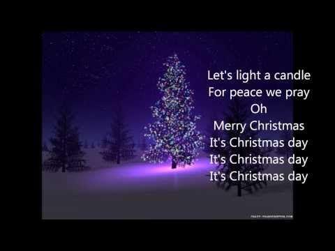 You Tube Christmas Music.Michael W Smith Ft Mandisa Christmas Day Lyrics