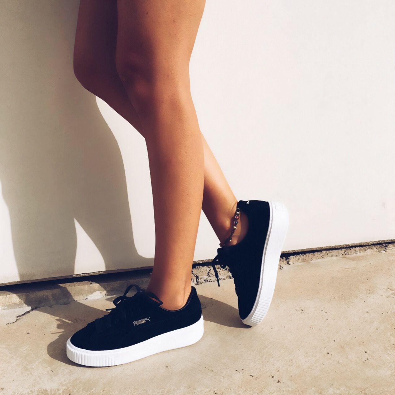 b4ddb35e Creepers serraje negro PUMA | Síguenos en Instagram | Zapatos puma ...