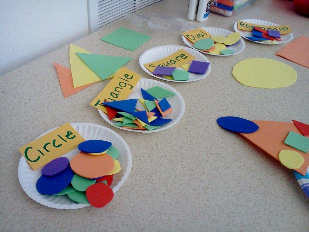 Circus Storytime Craft