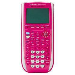 My New Calculator!!  Ti 84