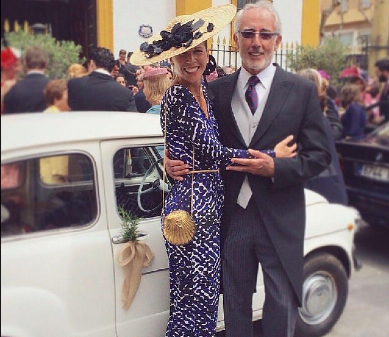 Espectacular mono+Pamela | Invitadas boda | Pinterest | Mono ...