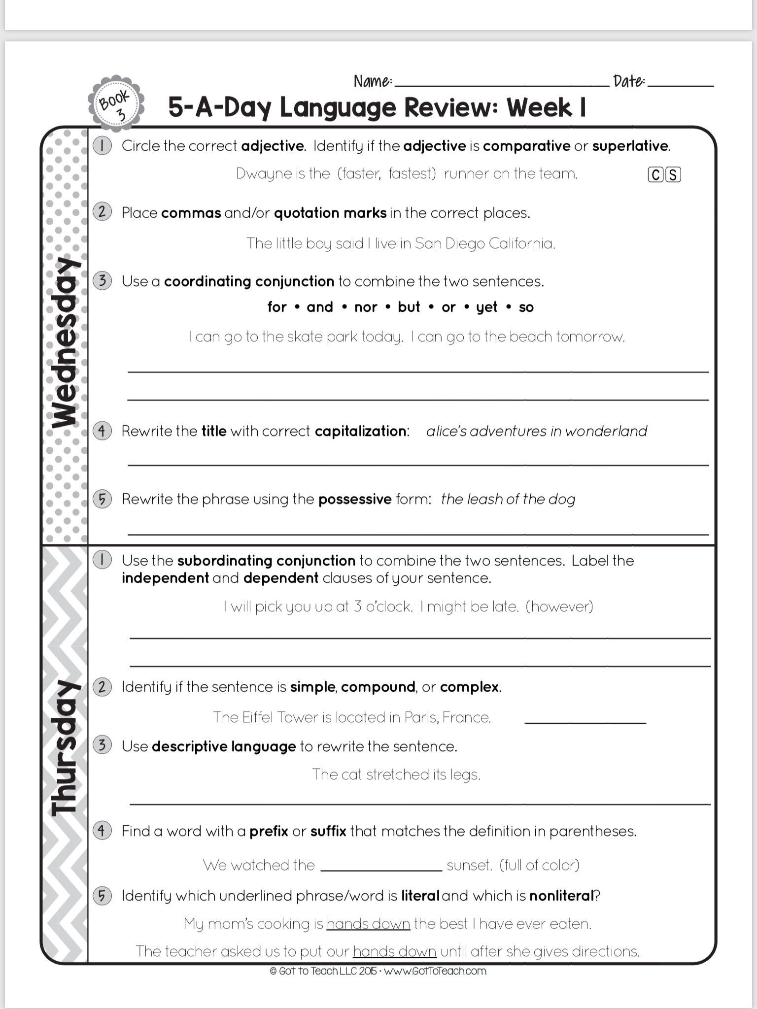 medium resolution of Pin by Freda Pittard on Third grade Language Arts   Quotation marks