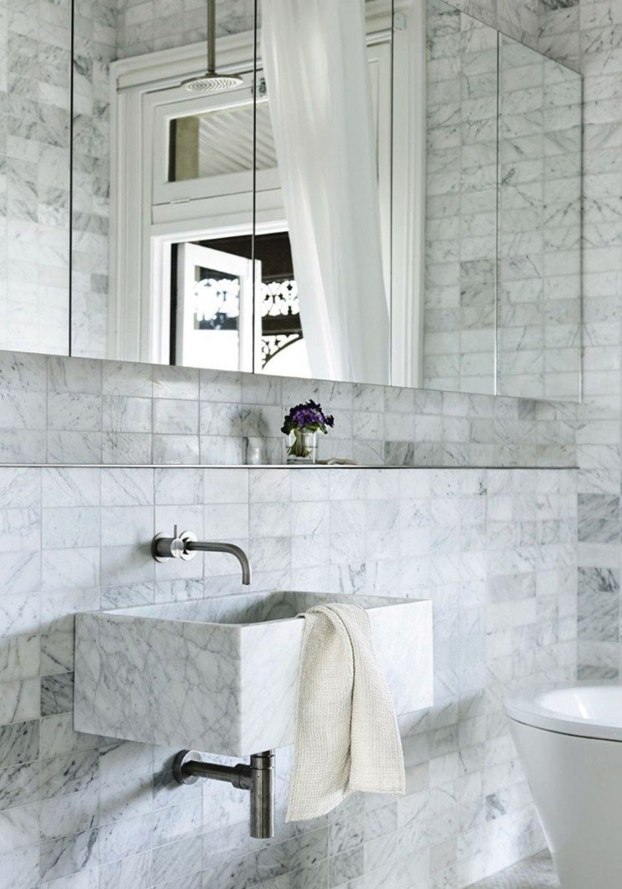 Updating Your Bathroom on a Budget Interiors Bathrooms