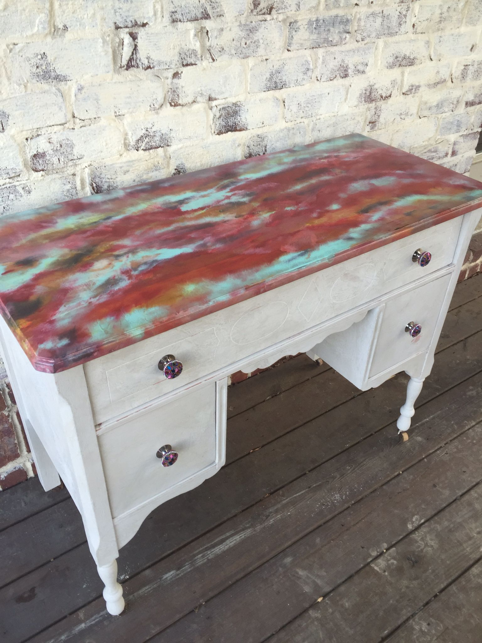 unicorn spit painted furniture pinterest unicorns paint