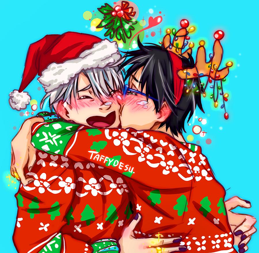 Last Christmas I gave you my heart! by TaffyDesu on DeviantArt