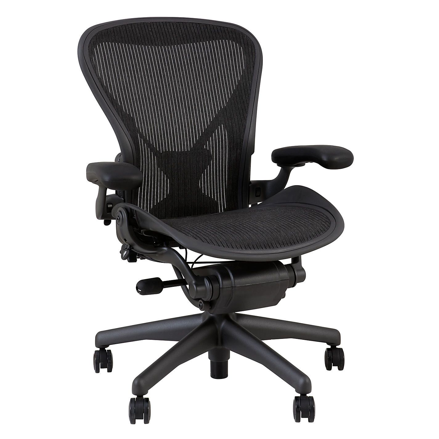 Depiction Of Herman Miller Aeron Chair Parts Give Awesome Look For Office With Modern Nuance Aeron Office Chair Home Office Chairs Studio Chairs