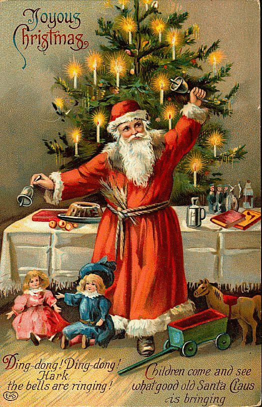 foto de Père Noël Vintage 26, Fonds d'écran gratuits, écran Cool ...