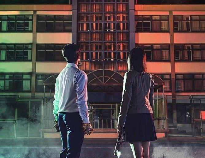 'Excellent Shaman Ga Doo Shim' Drops First Teaser Featuring Lead Stars Kim Sae Ron and Nam Da Reum as High School Students