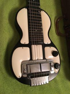Rickenbacker/Rickenbacher Modell 6 Lap Steel Gitarre aus 1940 in Kr. Passau - Passau | Musikinstrumente und Zubehör gebraucht kaufen | eBay Kleinanzeigen