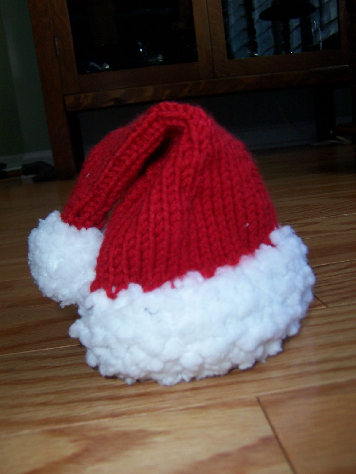 Ravelry Baby Santa Hat Pattern By Eileen Casey Free Pattern To
