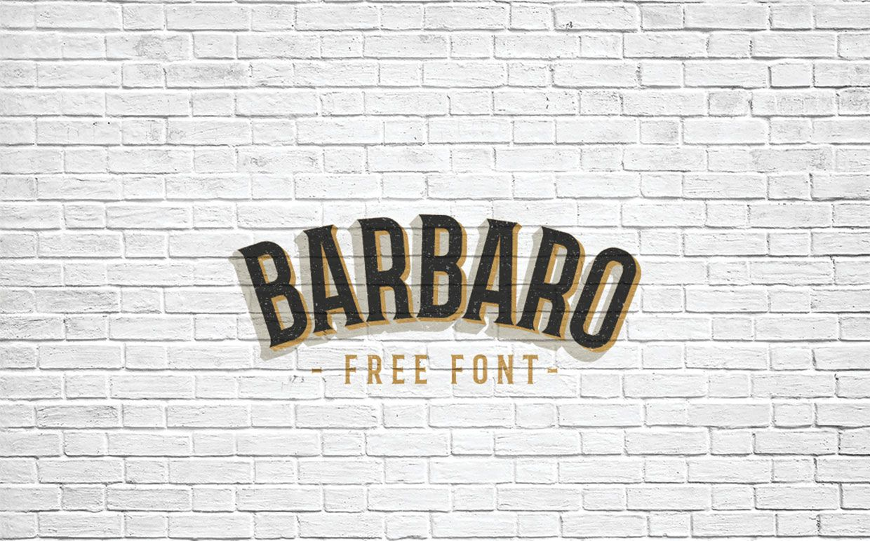108 Best Free Logo Fonts for Your 2016 Brand Design