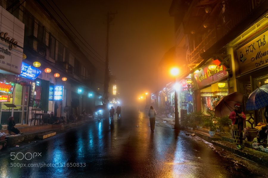 In the mist by joffraydudaphotography
