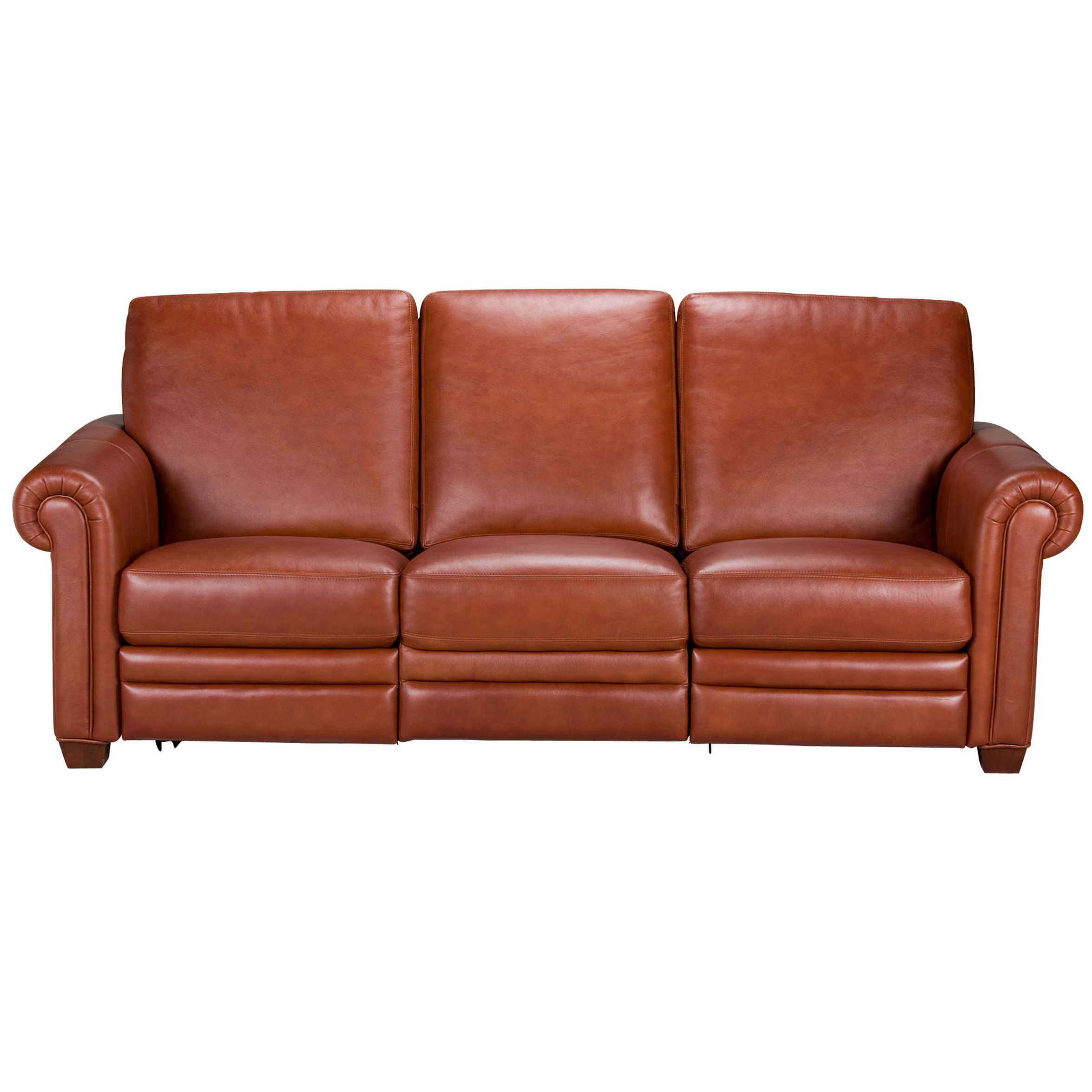 Living Room Sofa, Leather