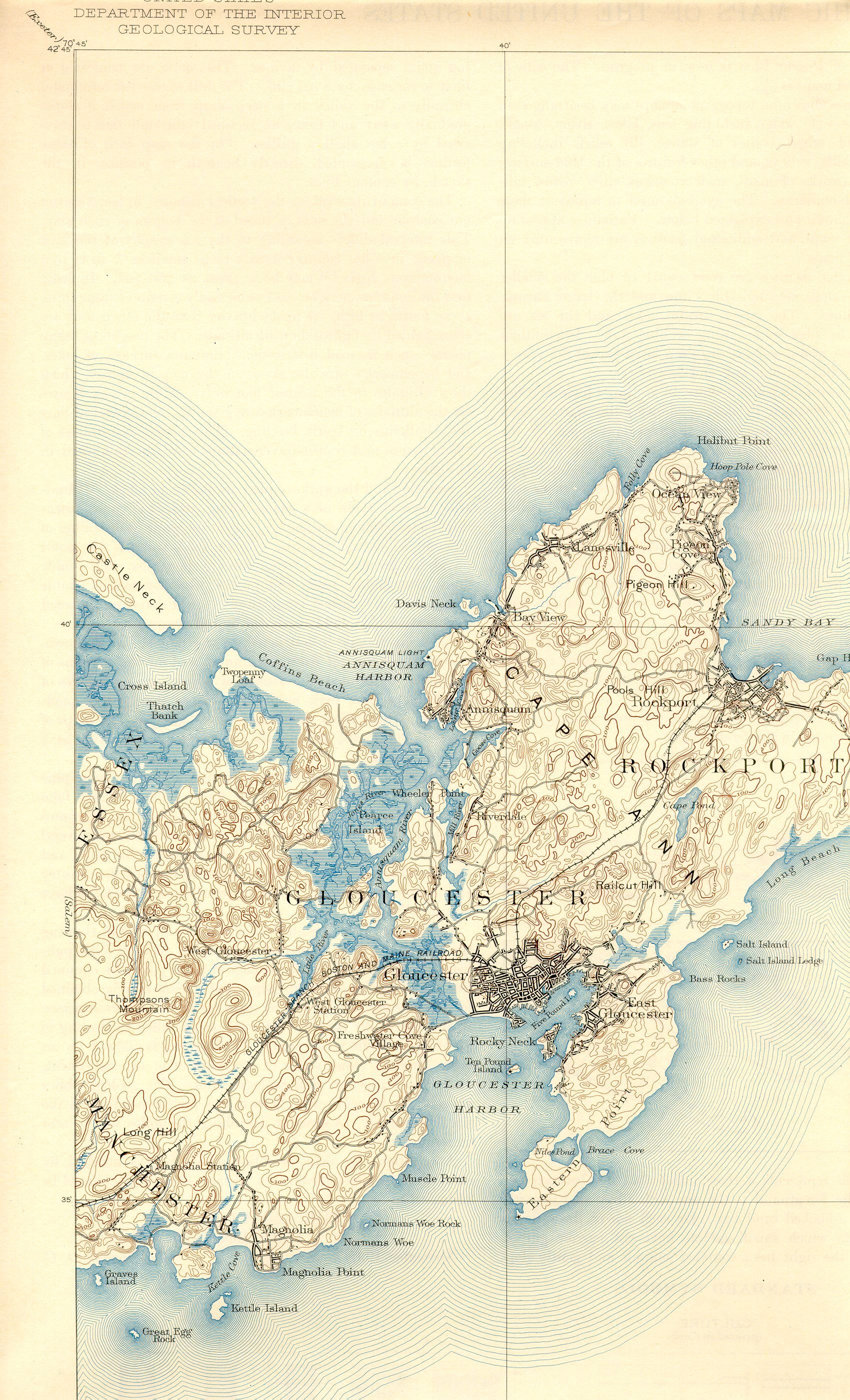 North Shore Boston Map : north, shore, boston, Ideas, North, Shore