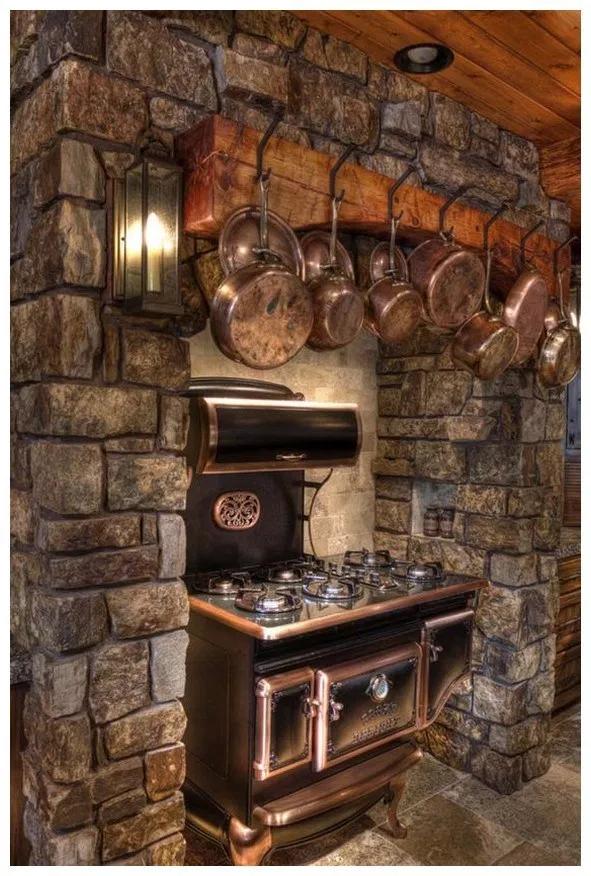 45 gorgeous vintage kitchen remodel inspiration ideas 32 #vintagekitchen