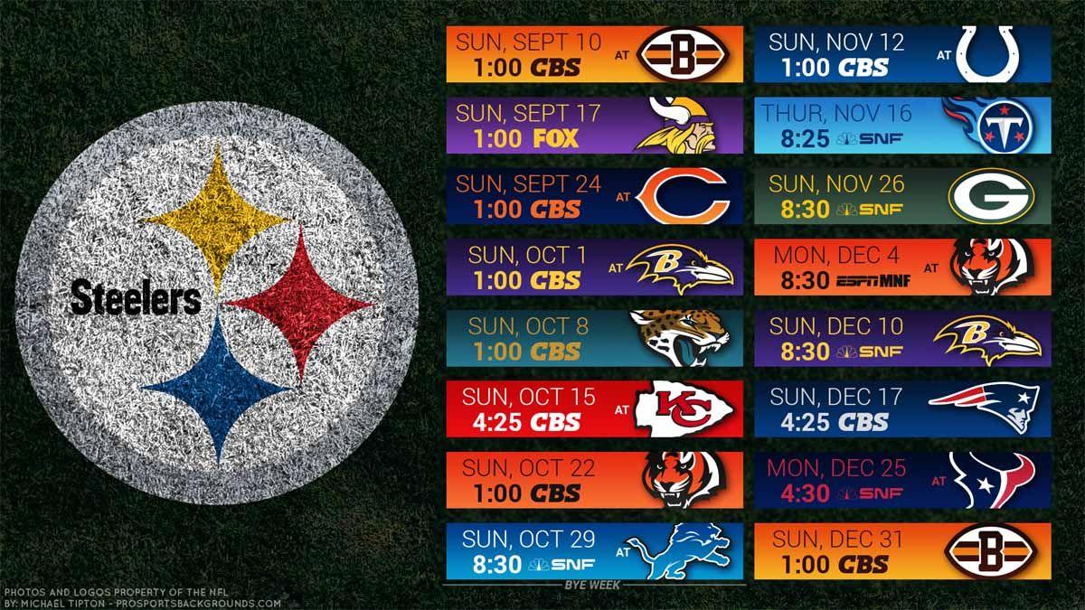 Steelers Football Steelers