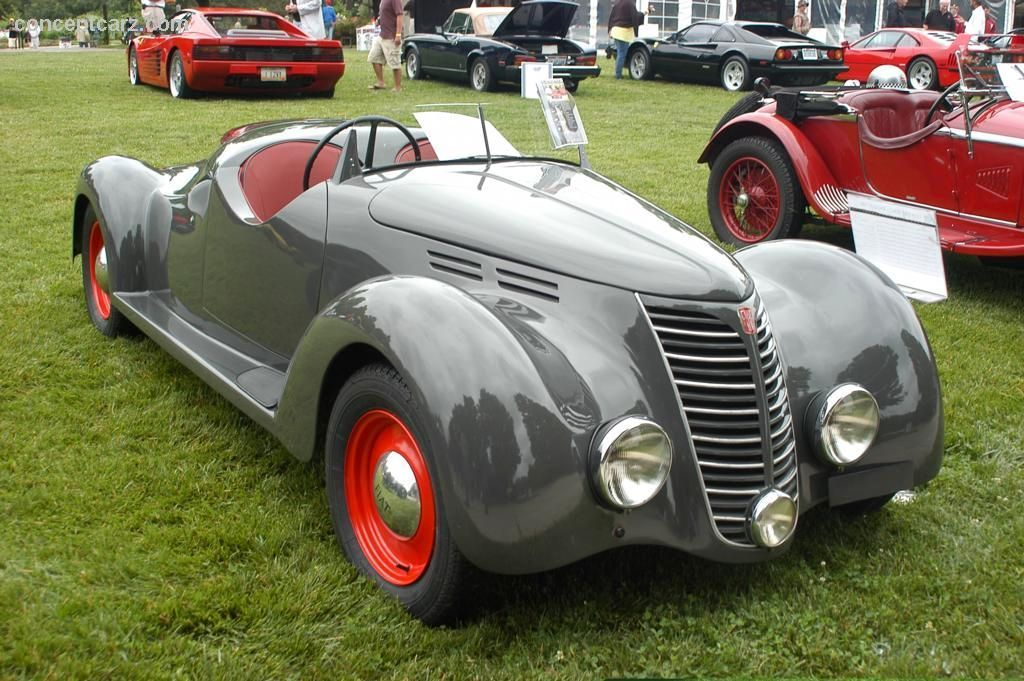 Fiat 508 c Balillia 1100 - 1939