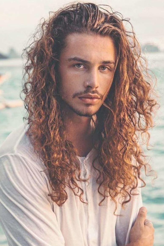 Long Curly Hair Curlyhair Menshairstyles Menslonghairstyles Long Hairstyles For Men Can Look Outstand Long Hair Styles Men Long Hair Styles Curly Hair Up