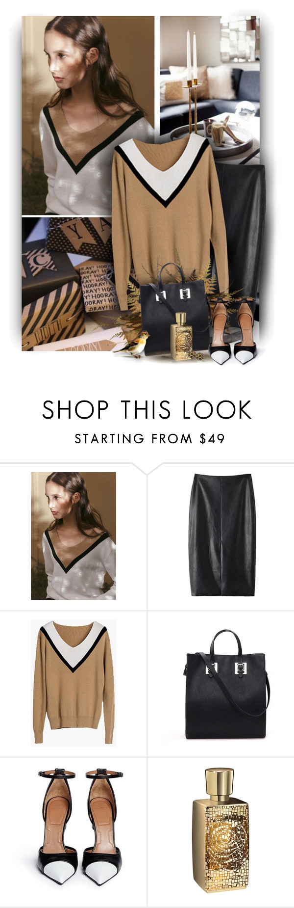 """Beautiful style for you"" by christiana40 ❤ liked on Polyvore featuring Givenchy and Lancôme"