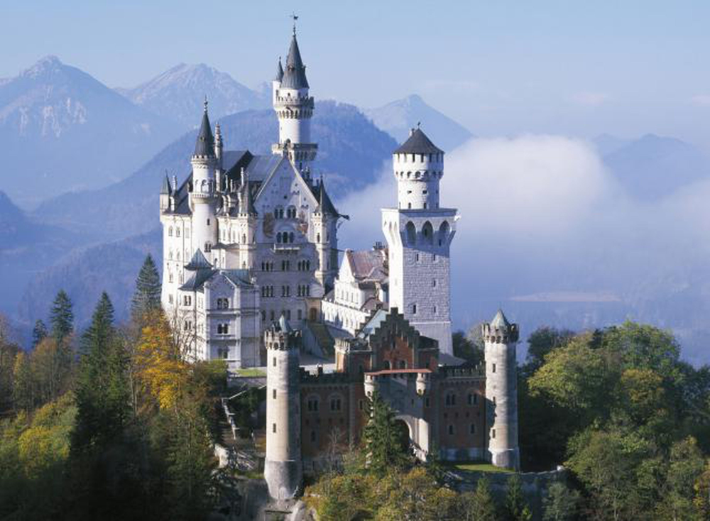 Learn About the German Palace That Inspired Sleeping Beautys Castle