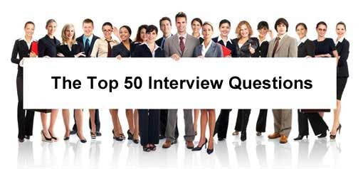 Call Centre Helper Article Top 50 Interview Questions and how to