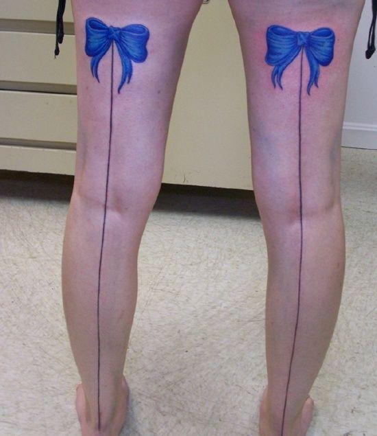 Epingle Par Tattoo Egrafla Sur Tatouage Nœud Ruban Tatouage