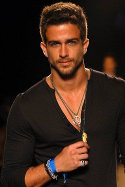 The Correct Way For Men To Wear Jewelry Deep V Long Necklace S