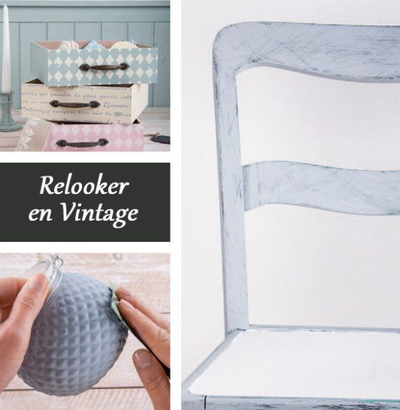 chalky finish creation meuble