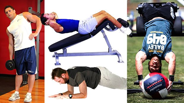 The 4 Dumbest Ab Exercisesn vy Dr. John Rusin #abs #workout #fitness