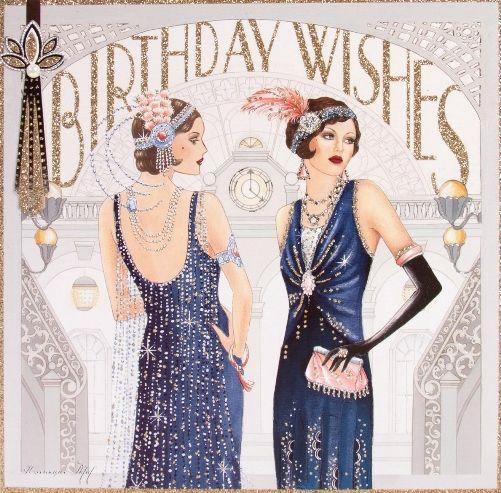 Clintons Art Nouveau Cards Art Deco Women Pinterest Art Deco