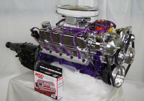 347 400hp ford stroker crate engine with c4 transmission ford 2 347 ford stroker crate engine with transmission malvernweather Images