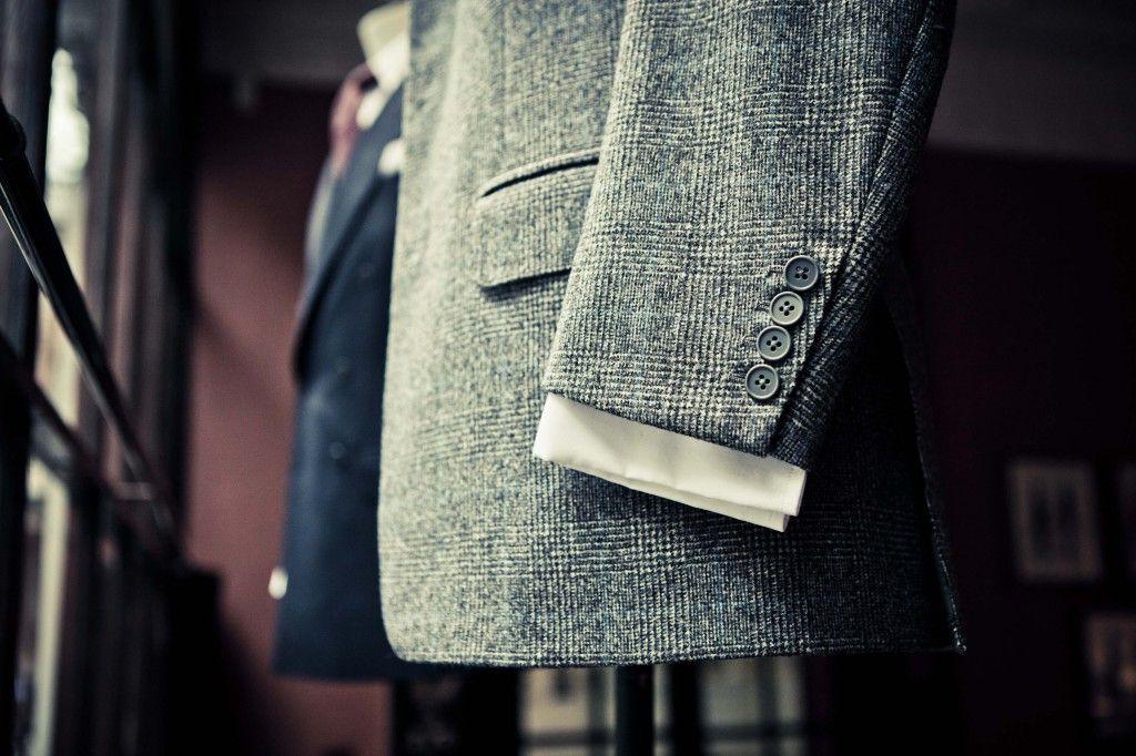 SOB MEDIDA _ Anderson & Sheppard, Savile Row tailors since 1906.