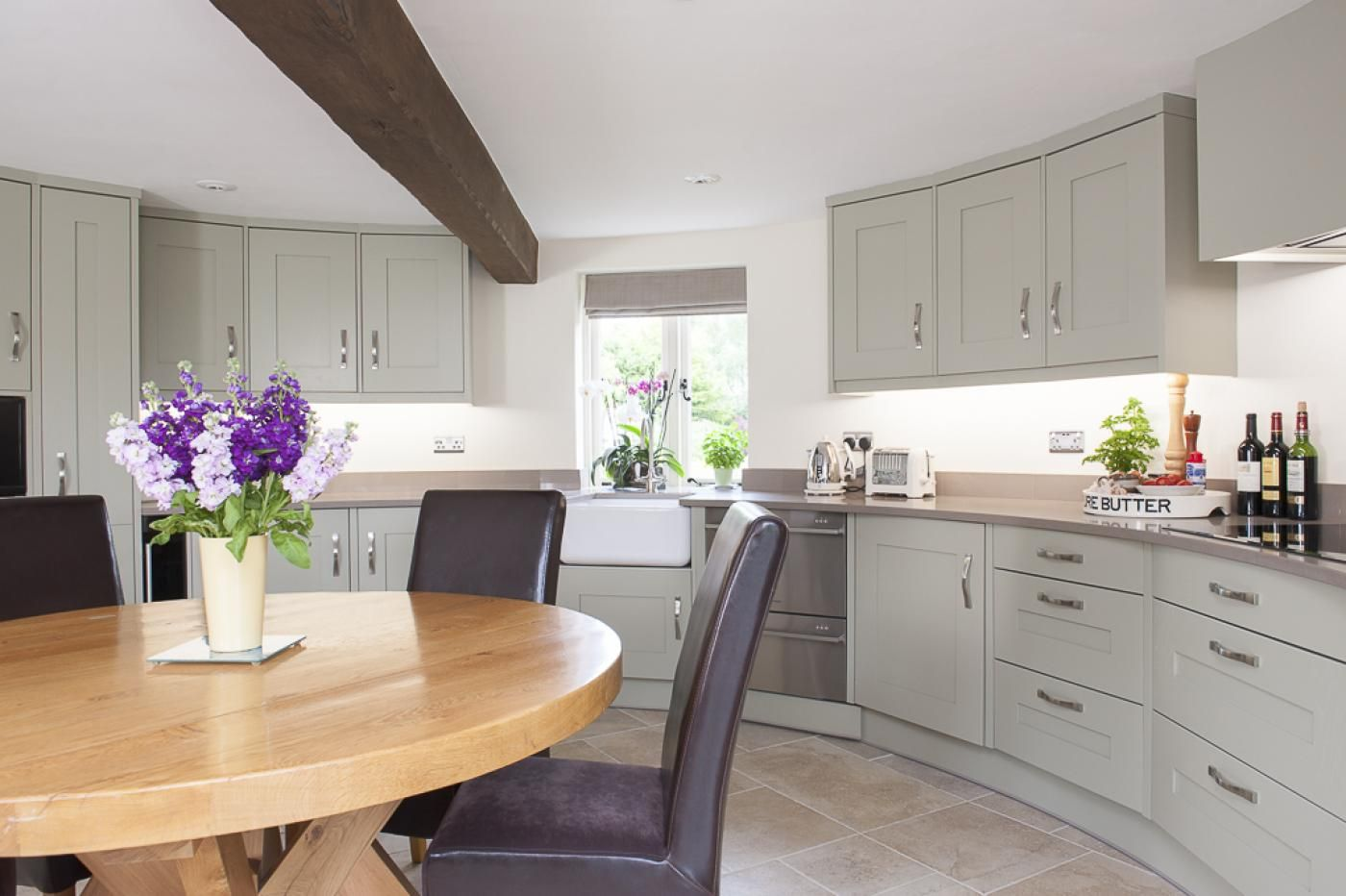 Kitchens Interiors Oast House Roundel Kitchen Kitchens Jm Interiors Oast House