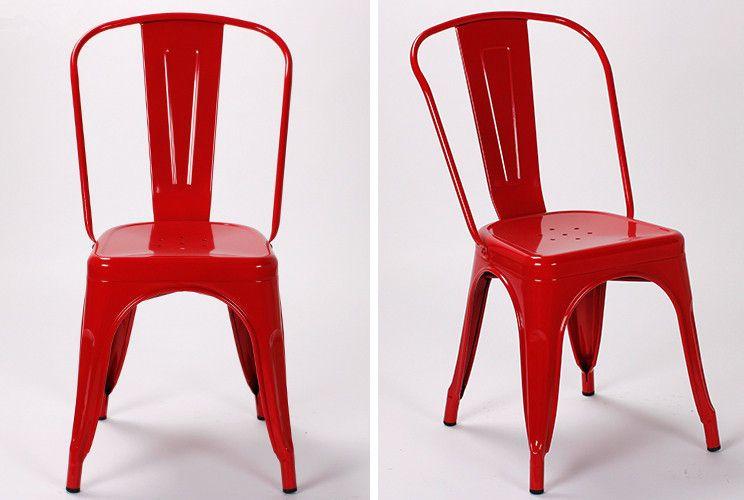 Sedie Gavina ~ Sedie ferro rosse cerca con google sedie pinterest searching