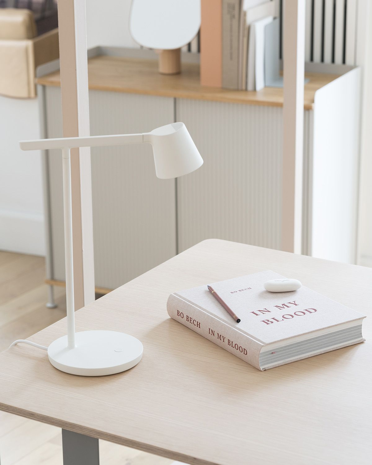 Scandinavian Interior Inspiration From Muuto Created From The Idea Of Stripping A Design Down T Table Lamp Scandinavian Lighting Scandinavian Furniture Design