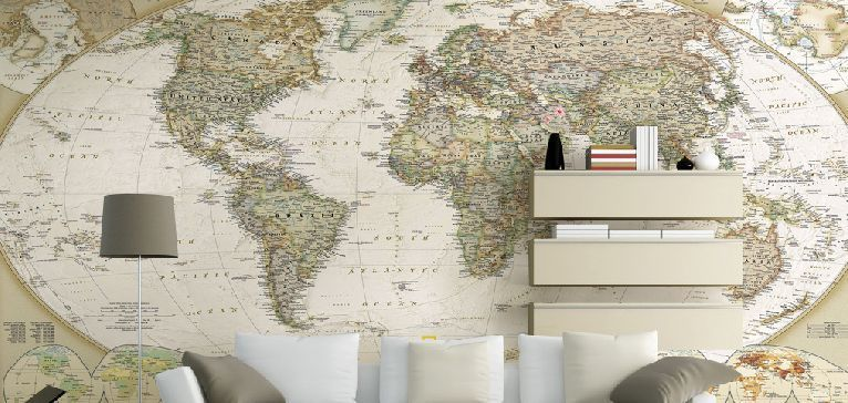 3d classical world map wall paper wall print decal wall deco indoor 3d classical world map wall paper wall print decal wall deco indoor wall mural au gumiabroncs Choice Image