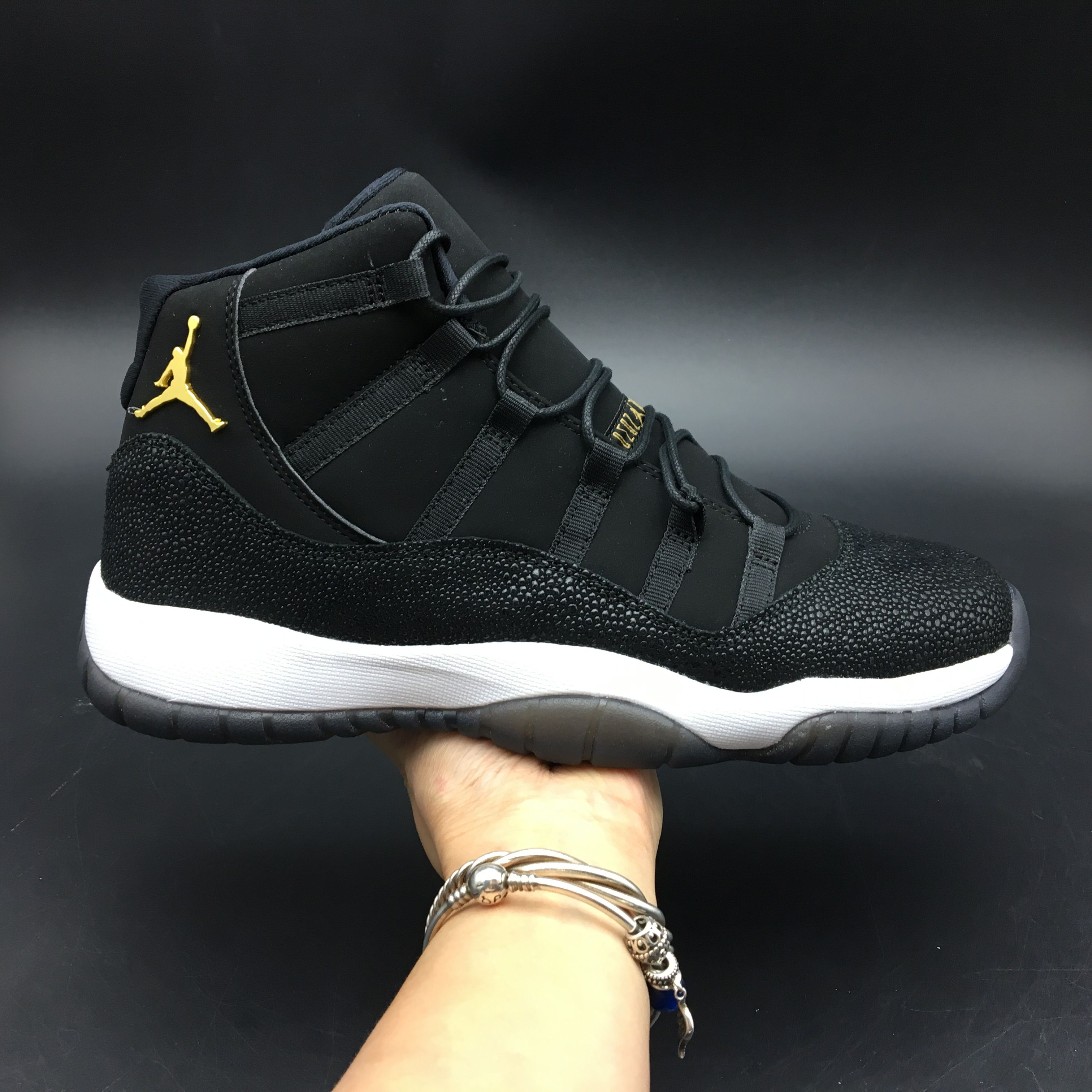 d511724589146e KicksOkok to provide you with the Air Jordan 11 PRM Heiress Black Stingray  real shot pictures. Thanks for visiting my online store  Kicksokok.com